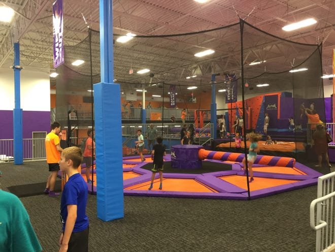 Altitude Trampoline Park will build in Grand Chute and look similar to this.