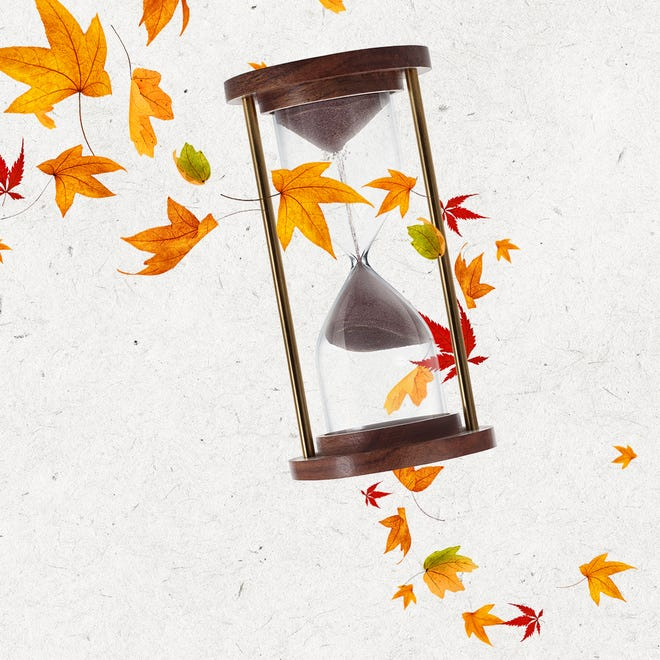 There are many ways to use that extra hour you're getting on Sunday.
