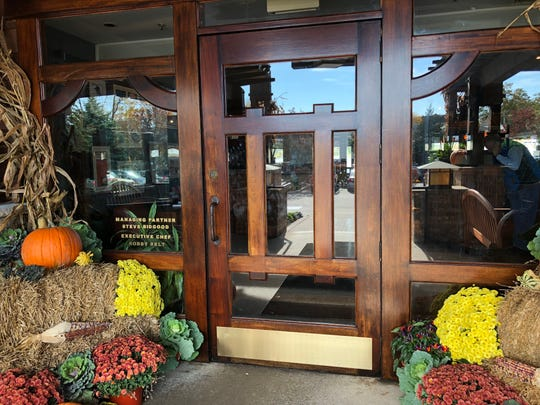 Salt Creek Grille in Rumson will be open on Thanksgiving.