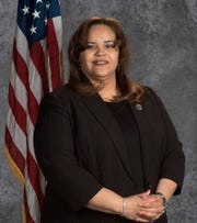 Toms River Regional Board of Education member Gigi Esparza represents Toms River on the regional board