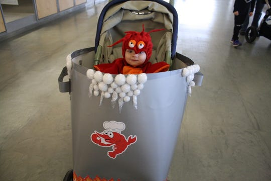 The Greater Binghamton Airport hosted Halloween at the Airport for the fifth year on Oct. 31, 2018. There, participants were encouraged to trick-or-treat at various locations throughout the airport.