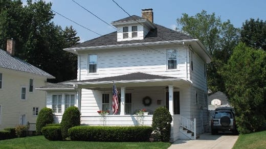 11 Vermont Ave., Binghamton, was sold for $246,000 on August 14.