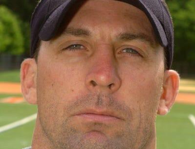 Shane Hurd, Union-Endicott football head coach. 2003