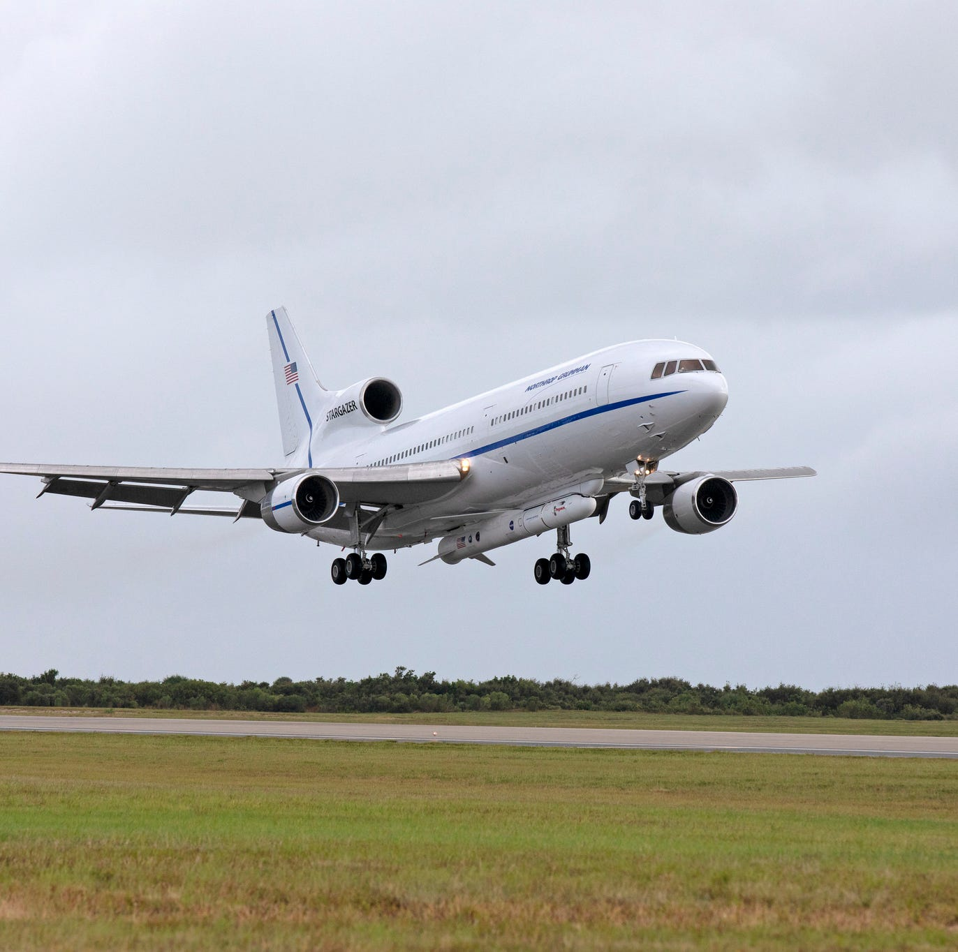 After delays, Pegasus rocket could fly NASA's ICON mission from Cape Canaveral this week