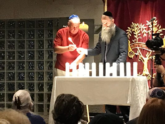 chabad memorial service
