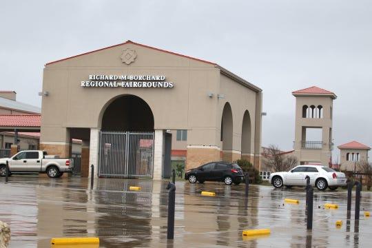 The Richard M. Borchard Regional Fairgrounds.