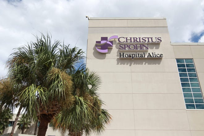 Christus Spohn Hospital Alice.