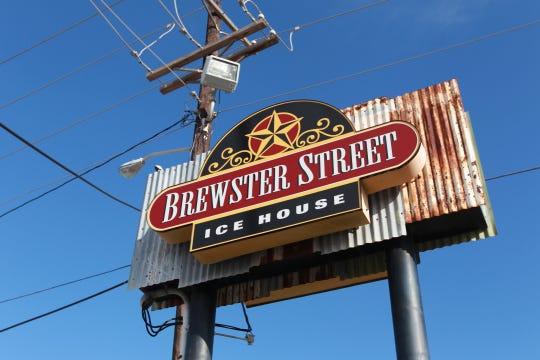 Brewster Street Ice House.