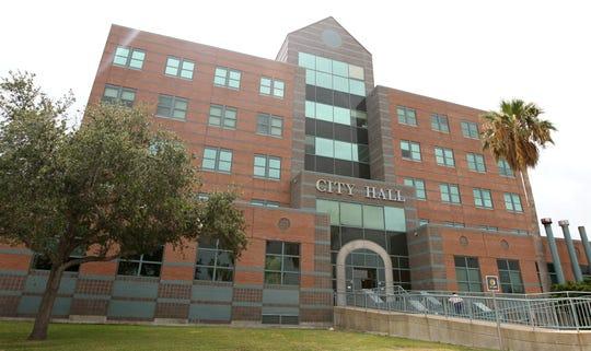 Corpus Christi City Hall.