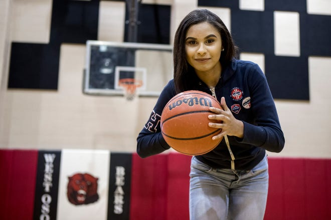 West Oso girls varsity basketball player Alyssa Grant should have spent the summer before her senior year playing alongside her teammates and in front of college scouts.ÊBut one summer day,Êa convenience store shooting changed her summer and her life.ÊHer father refused to purchase cigarets for a minor, who then opened fire on the store.