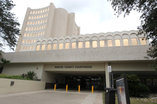 Nueces County Courthouse.