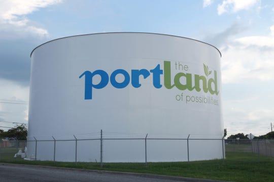 City of Portland.