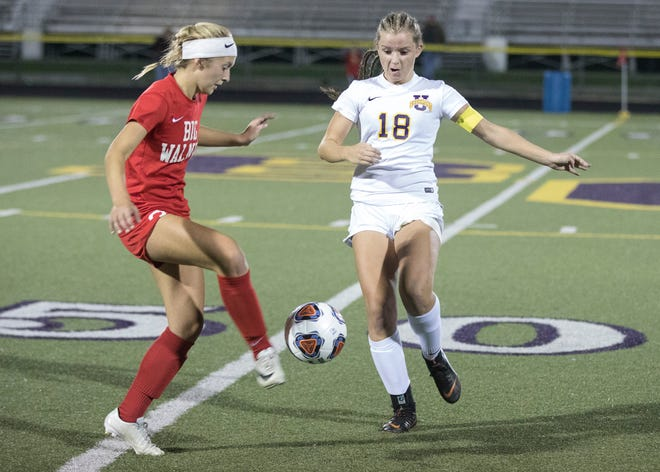 Unioto High School girls soccer's Jayla Campbell will sign her National Letter of Intent on Wednesday to play Division II women's soccer at the University of Findlay.