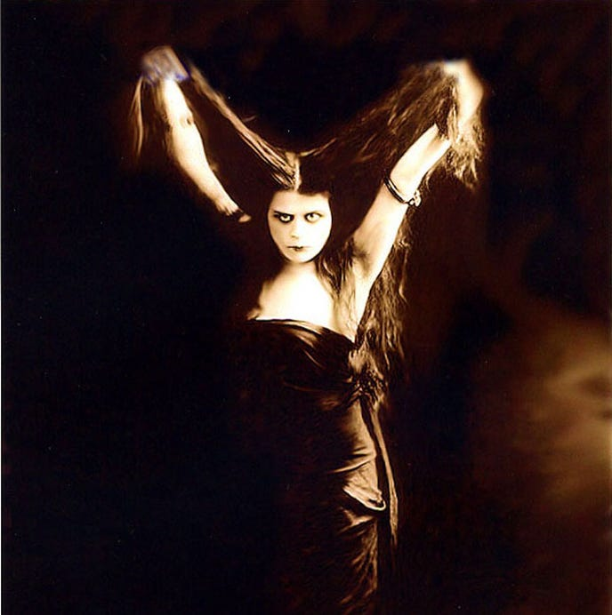Our history: Mysterious Theda Bara was screen 'vamp'