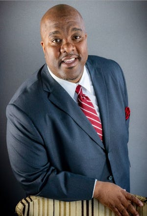 Michael Johnson announced his resignation as CEO of the United Way of Greater Cincinnati on Wednesday.