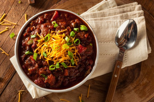 OTR Chili Cook Off is Sunday at The Lackman Bar.