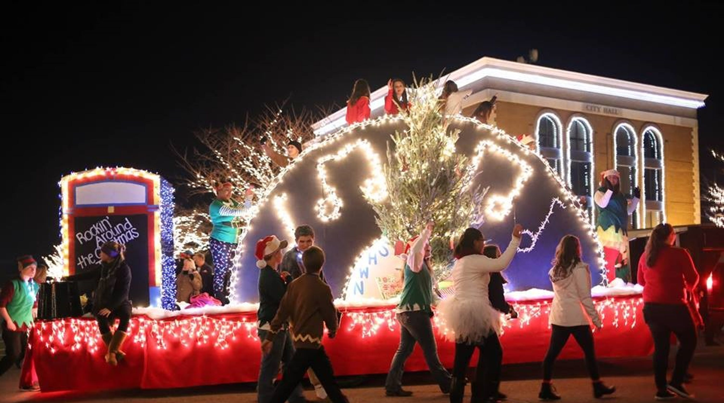 family friendly parades festivals and fun coming up for holidays - Christmas City Of The North Parade