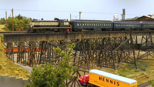 A favorite Union County tradition returns this year with the annual Holiday Sound and Light Show hosted by The Model Railroad Club.