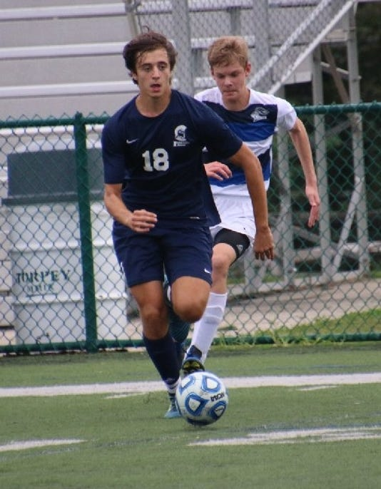 2018 Boys Soccer Immaculata Two