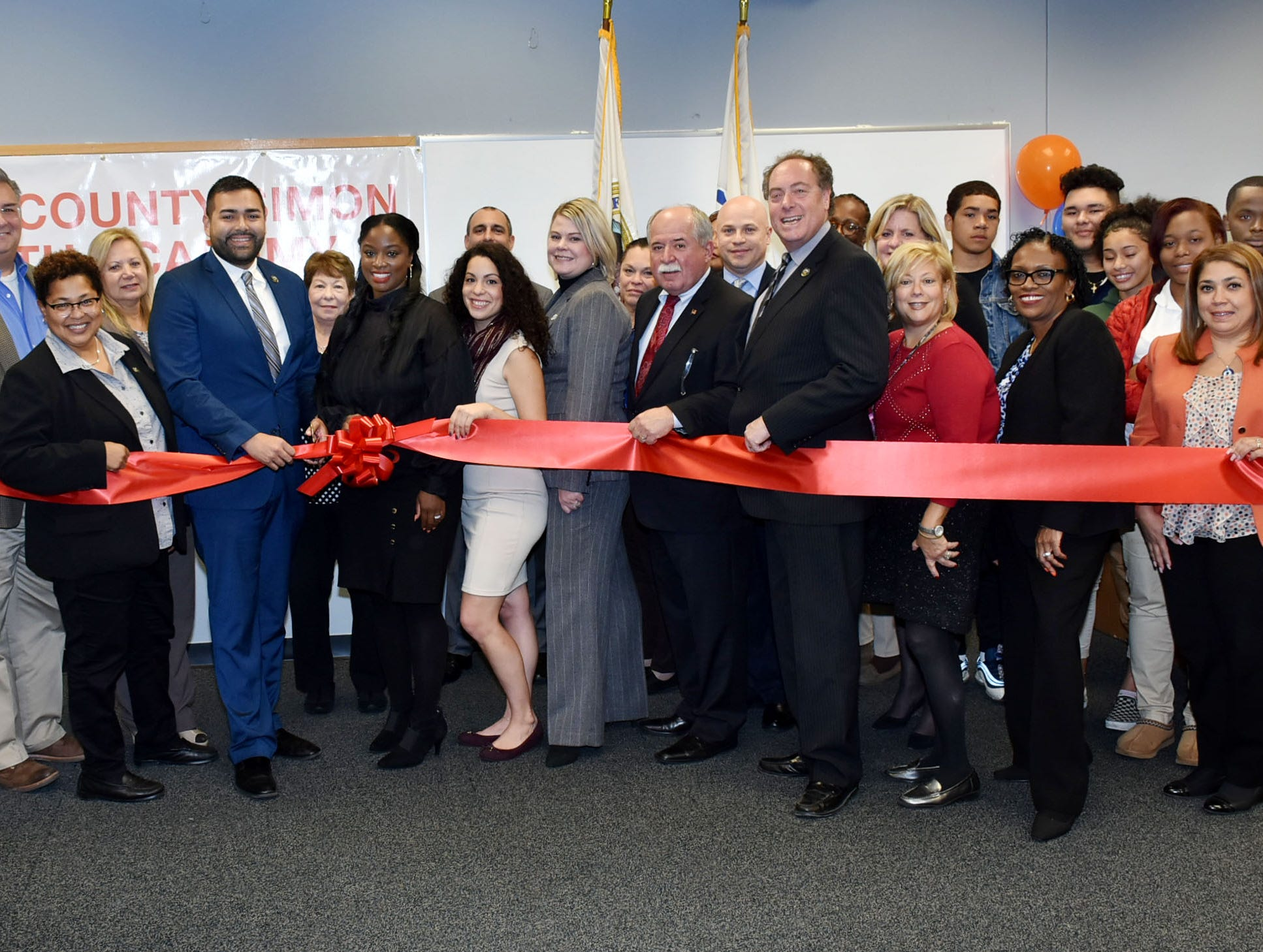 First Simon Youth Academy in the State of New Jersey Opens Union County at The Mills at Jersey Gardens Mall, Giving At-Risk County Students Opportunity to Earn a High School Diploma.