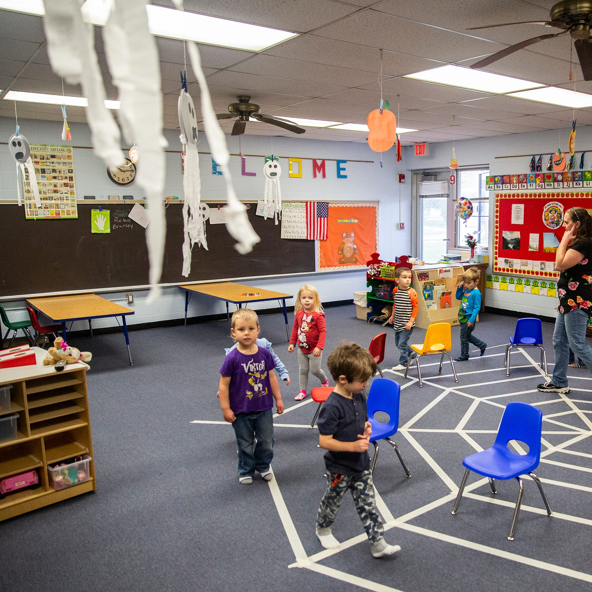How Iowa's rural child-care crisis cost this town of 5,000 its only day care center