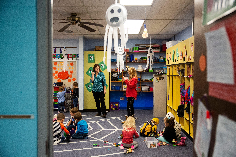 A creative partnership helps Curious Kids Childcare serve more families
