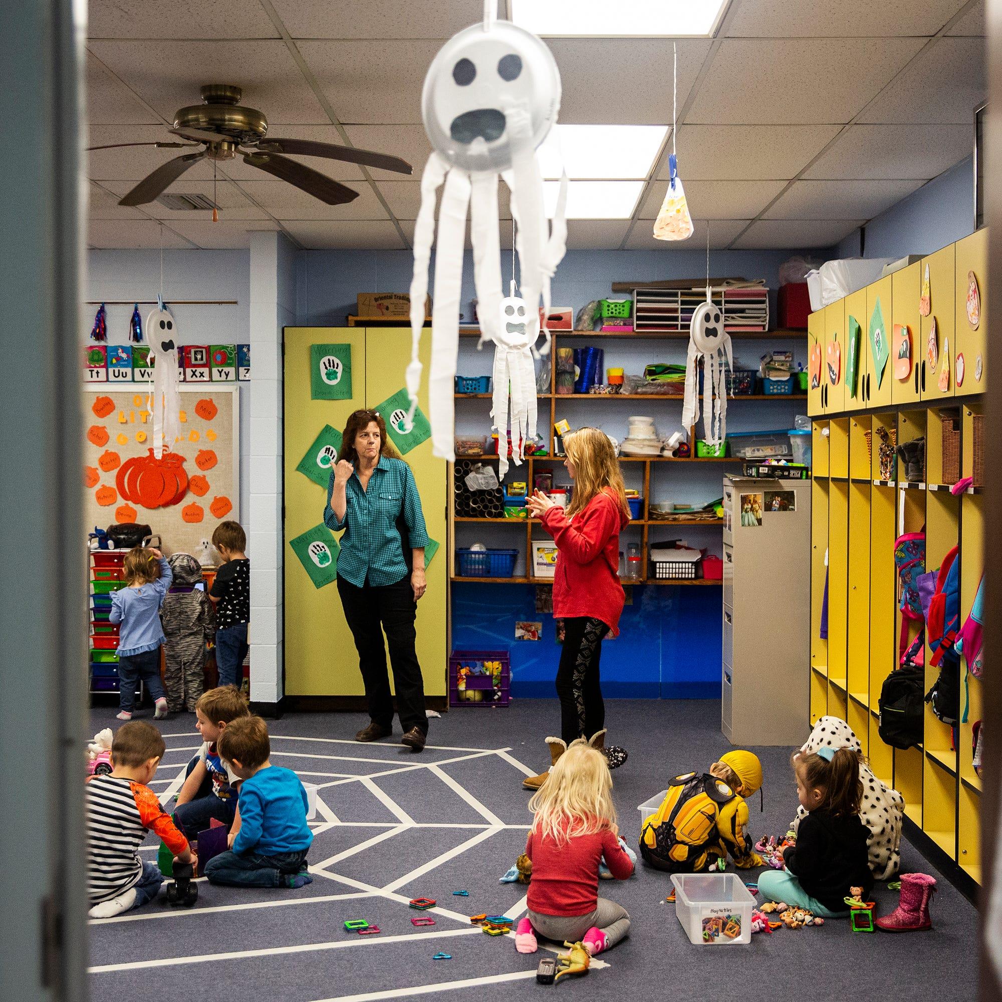 A creative partnership helps Curious Kids...