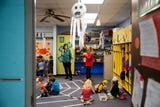 As some child care providers in rural areas of Iowa struggle to keep their doors open, Curious Kids Childcare found a creative solution.