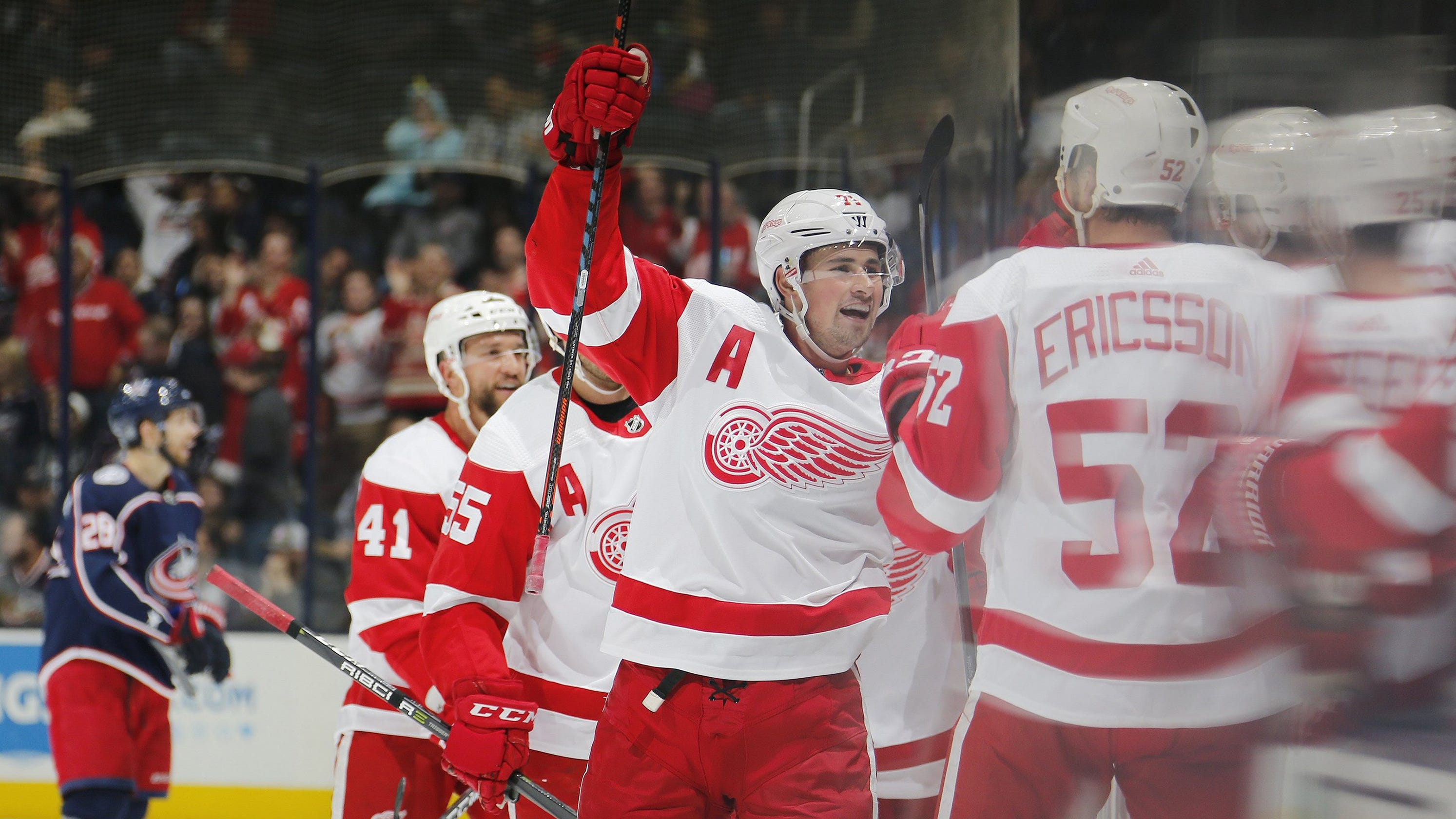 fe78cac342e Why Detroit Red Wings  Dylan Larkin is such a  special player