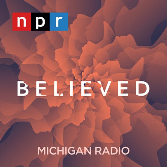 'Believed' podcast from Michigan Radio.