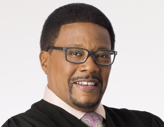 TV personality Judge Greg Mathis