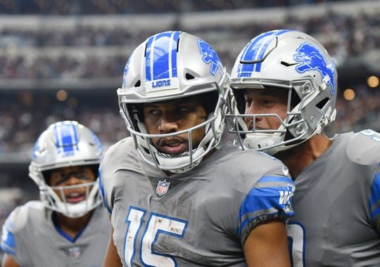 Golden Tate had 22 TD catches in his Lions career.
