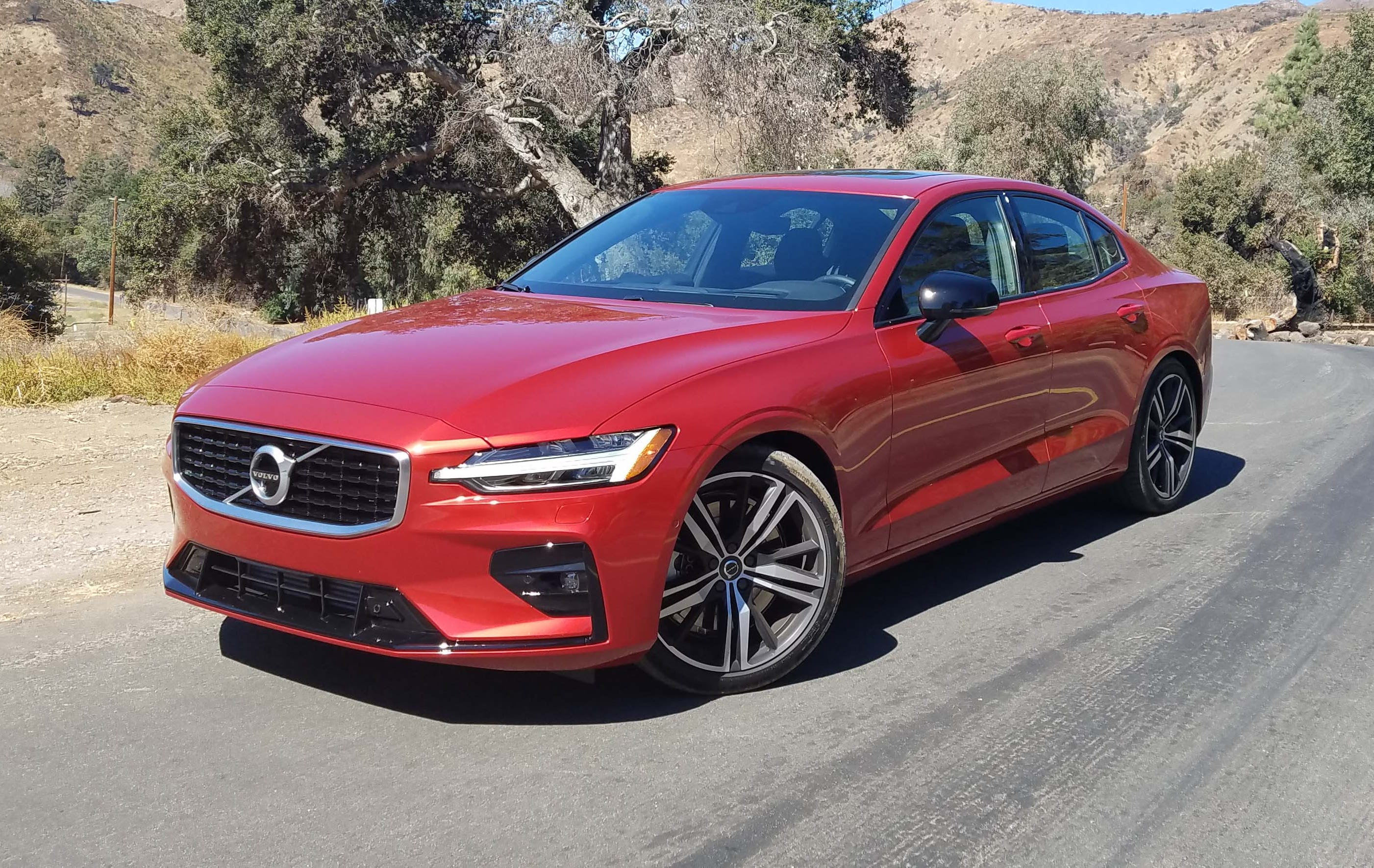 Car of the Year nominee: The 2019 Volvo S60. It's the first Volvo to roll off the company's Charleston, South Carolina, assembly line.