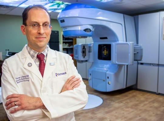 Dr. Thomas Gergel MD.