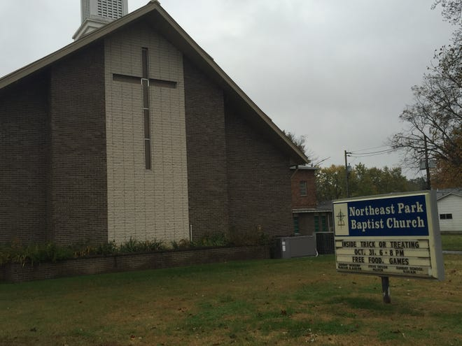 Northeast Park Baptist Church on North Boeke Road is a vote center on Election Day, and it also is used for early voting.