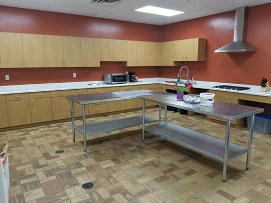 Fondy Food Pantry's demonstration kitchen will host classes for local youth and elderly.