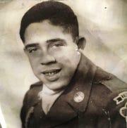 Robert C. Jones of Fremont served in the U.S. Army during the Korean War.