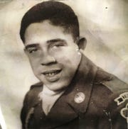 Robert C. Jones of Fremont served in the U.S. Army during the Korean War.