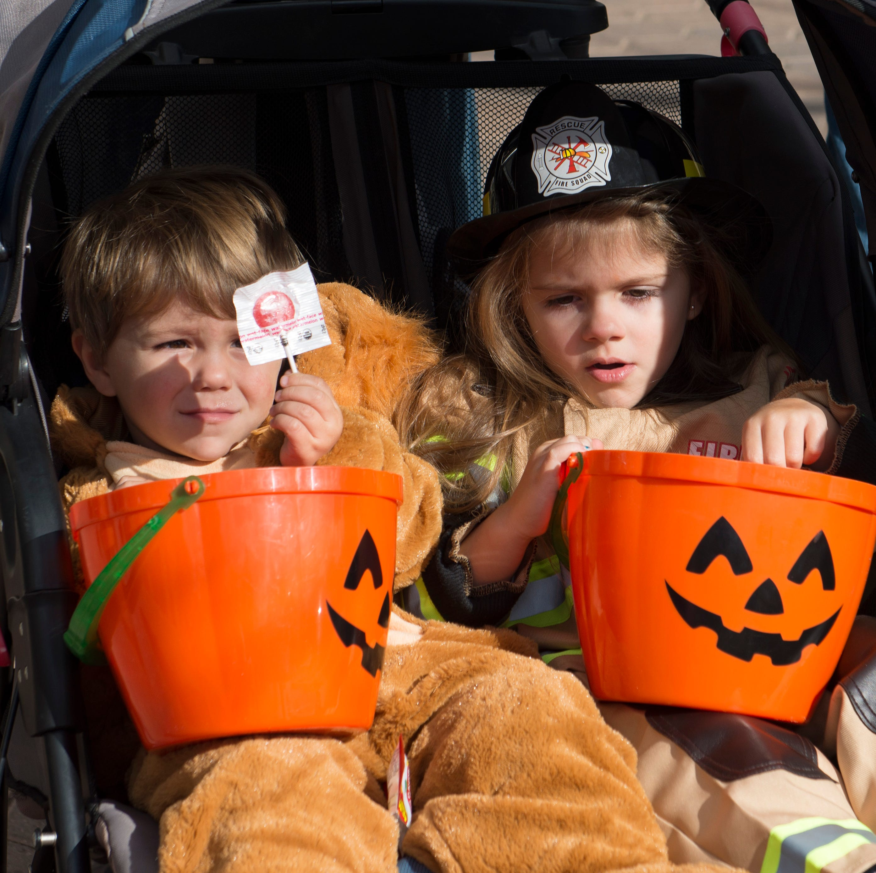Last minute Halloween plans and more for this weekend!