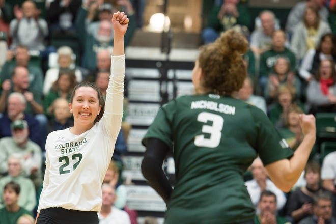 CSU's Katie Oleksak was named the 2018 Mountain West Player of the Year on Monday.