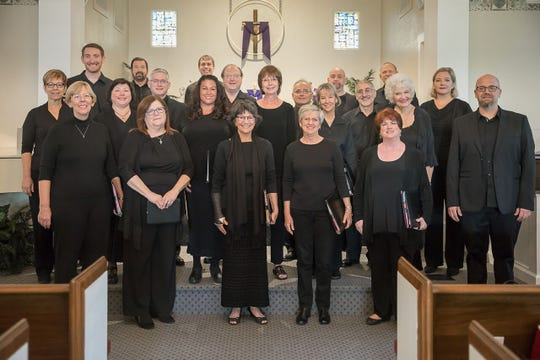 The Fort Myers Symphonic Mastersingers Chamber Chorus