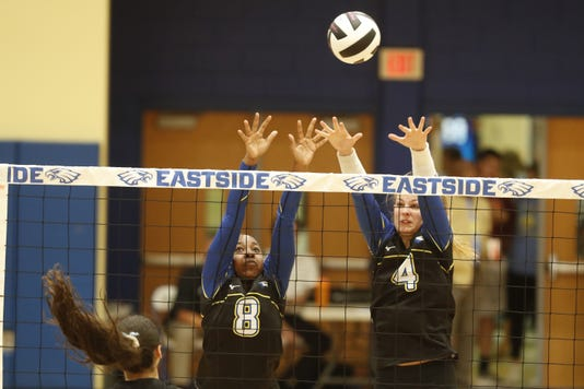 Eastside South Pointe Volleyball