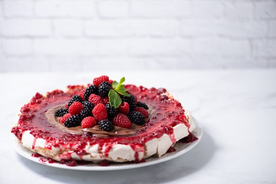 Pavlova is a dreamy dessert, there is a reason it's the national dessert of Australia.