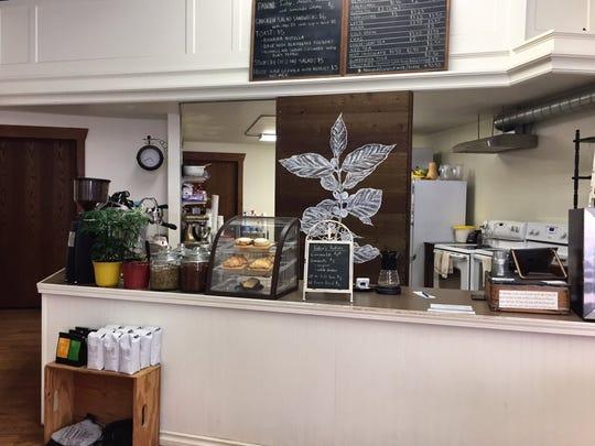 Folklore Coffee in Conrad.
