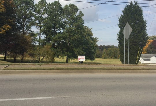 Brian Bishop, executive director of the Henderson Planning Commission, said the elevated nature of U.S. 60-East would provide some natural screening for the proposed self-storage business. The site sits across U.S. 60 and just a bit east from the Killicrankie Drive entrance to Balmoral Acres subdivision.