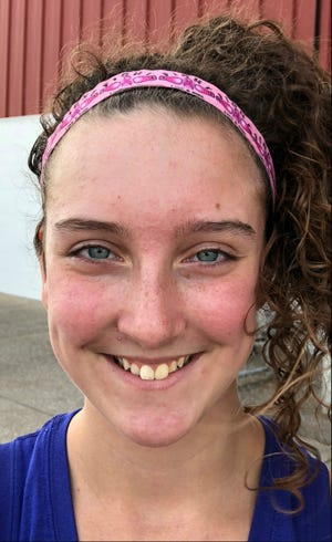 Alyssa Shelton, an eighth-grader at North Middle School, has qualified to run in the KHSAA state cross country meet on Saturday.