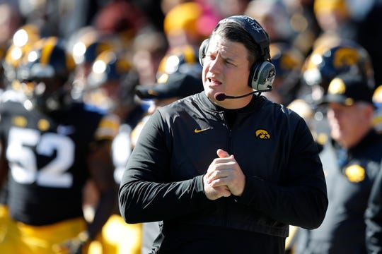 Iowa offensive coordinator Brian Ferentz joined the Hawk Central guys on Wednesday night and delved into a number of interesting football topics.