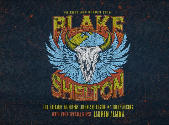 Blake Shelton Presale Tickets