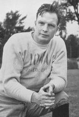 A photo of Eddie Anderson taken by F.W. Kent.