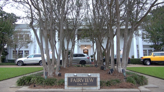 The Fairview Inn in Belhaven is a beautiful throwback to days gone by, and may still house some people from back then too.